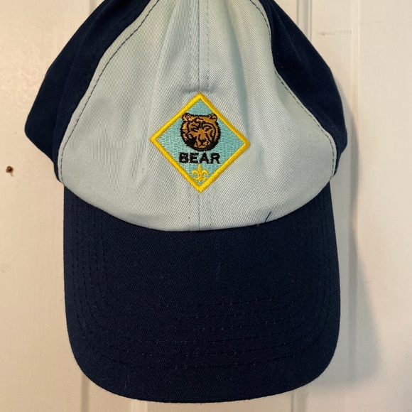 Boy Scouts Other - Boy Scouts Bear Scout Hat S/M